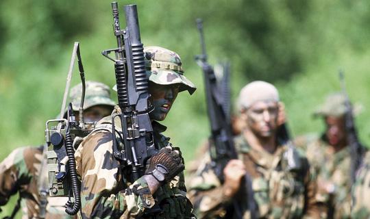 Elitne postrojbe svih vojski svijeta: Biti specijalac SEAL